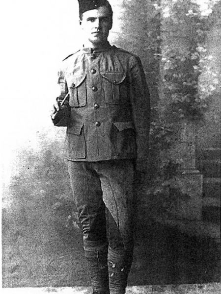 Joseph Henry Minchin - 1st WAMI, 6th WAMI, KIA with 51st Battalion - In uniform of Guildford Cadets copy.jpg